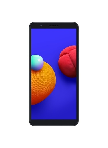 Samsung Galaxy A01 Core Duos 16 Gb ( Türkiye Garantili) Siyah